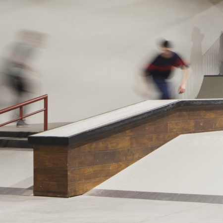 Skatepark Oostende by Nine yards