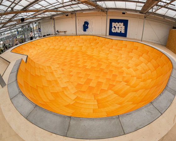 Skatepark Industrieplein, Hengelo by Nine yards