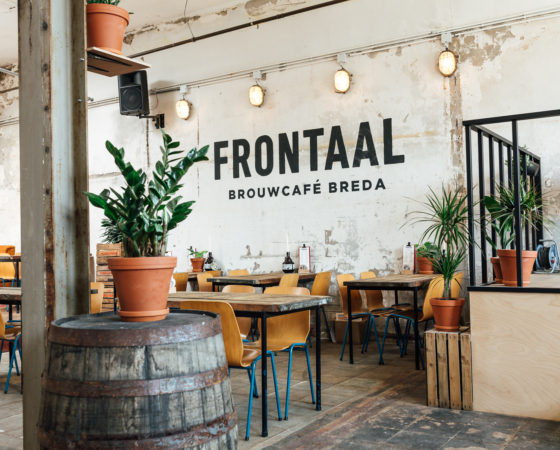 Brewery Frontaal by Nine yards