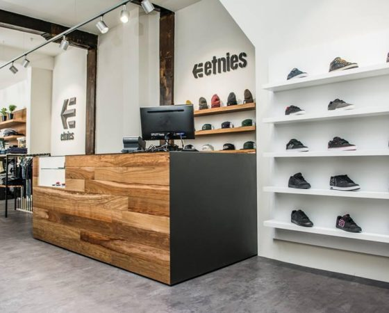 Etnies Store  by Nine yards