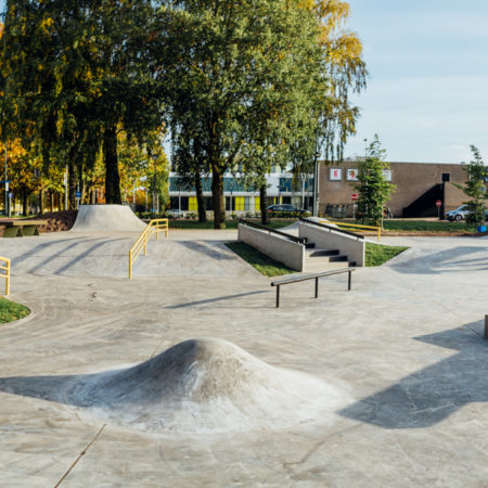 Skatepark Etten Leur by Nine yards