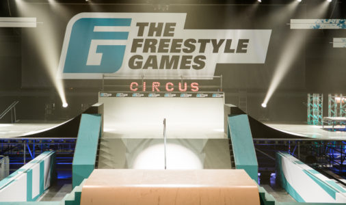 Close-up foto Freestyle Games
